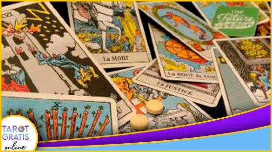 lectura de cartas de Tarot - tarot gratis online