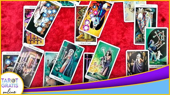 los aciertos del tarot - el tarot gratis online