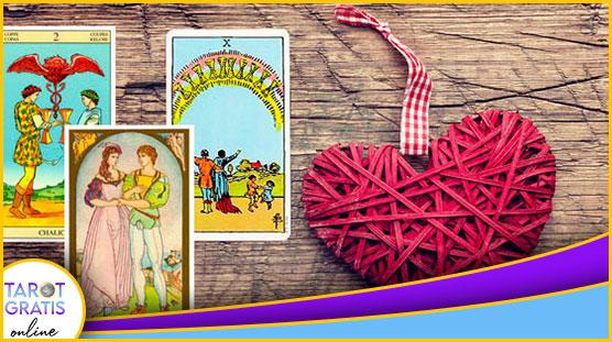 tarot del amor seguro - tarot gratis online